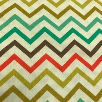 Fabric - Chevron - Michael Miller - Mini Chic Chevron