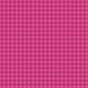FABRIC FELT - Makower - Wrap - Pinwheel - Pink