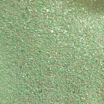 Exclusive Glitter Fabric Sheet - Ice Green