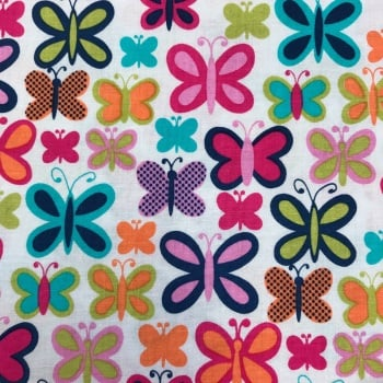 FABRIC FELT - Michael Miller - Sweet Butterly