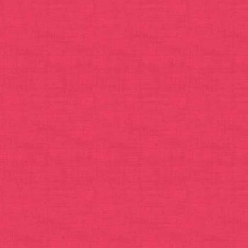 Fabric - Linen Texture - Fuchsia
