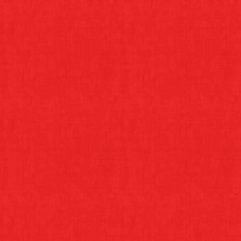 Fabric - Linen Texture - Red