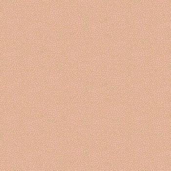 Fabric - Makower - Metallic Dotty - Peach