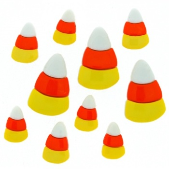 SALE Dress It Up - Candy Corn