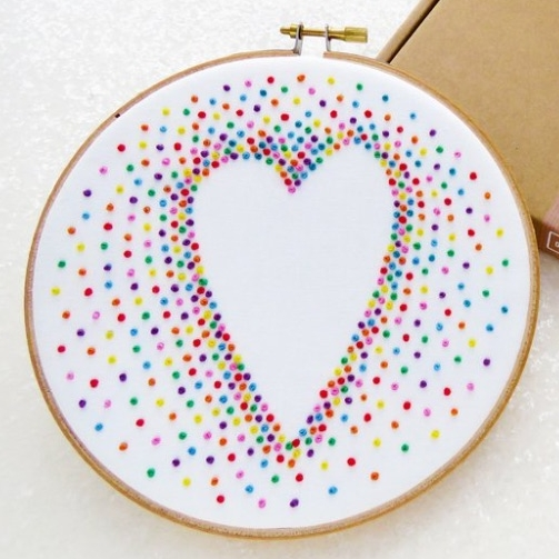 Embroidery Hoops & Kits