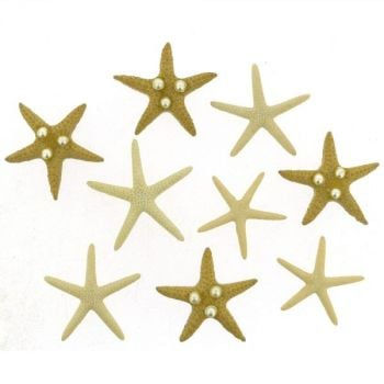 Dress It Up Button Pack - Starfish Wishes
