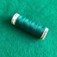 Gutermann Sewing Thread - Dark Green