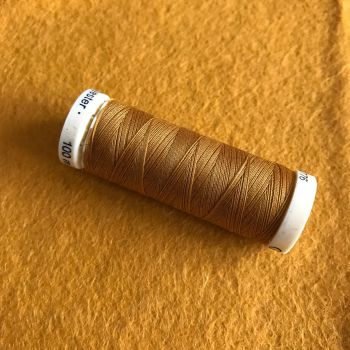 Gutermann Sewing Thread - Mustard