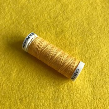 Gutermann Sewing Thread - Sunflower