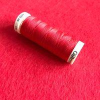 Gutermann Sewing Thread - Bright Red