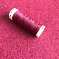 Gutermann Sewing Thread - Claret