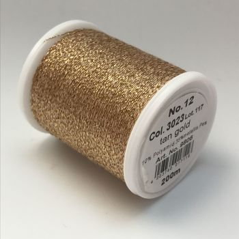 Madeira Glamour No.12 Glitter Thread - 3023