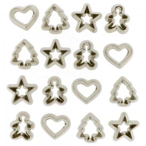 SALE Dress It Up Button Pack - Mini Cookie Cutters