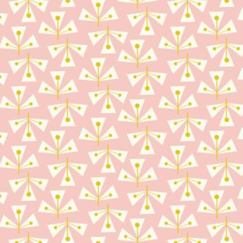 Fabric - Dashwood Studio - Confetti - Pink
