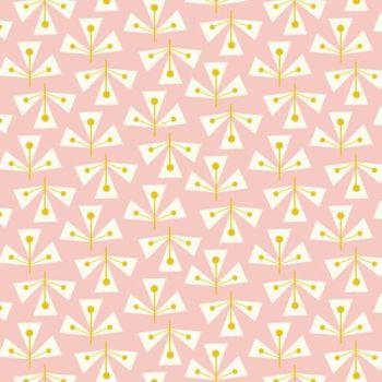 FABRIC FELT - Dashwood Studio - Confetti - Pink