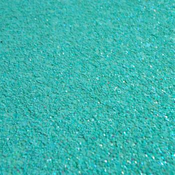 Exclusive Glitter Fabric Sheet - Spearmint