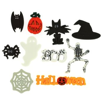 Dress It Up Button Pack - Spooktacular