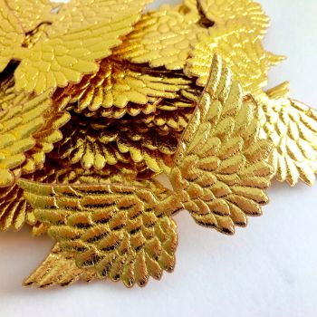 7cm Wing - Metallic Gold