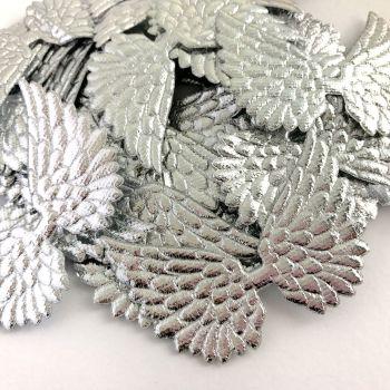 7cm Wing - Metallic Silver