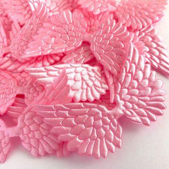 7cm Wing - Pink Satin