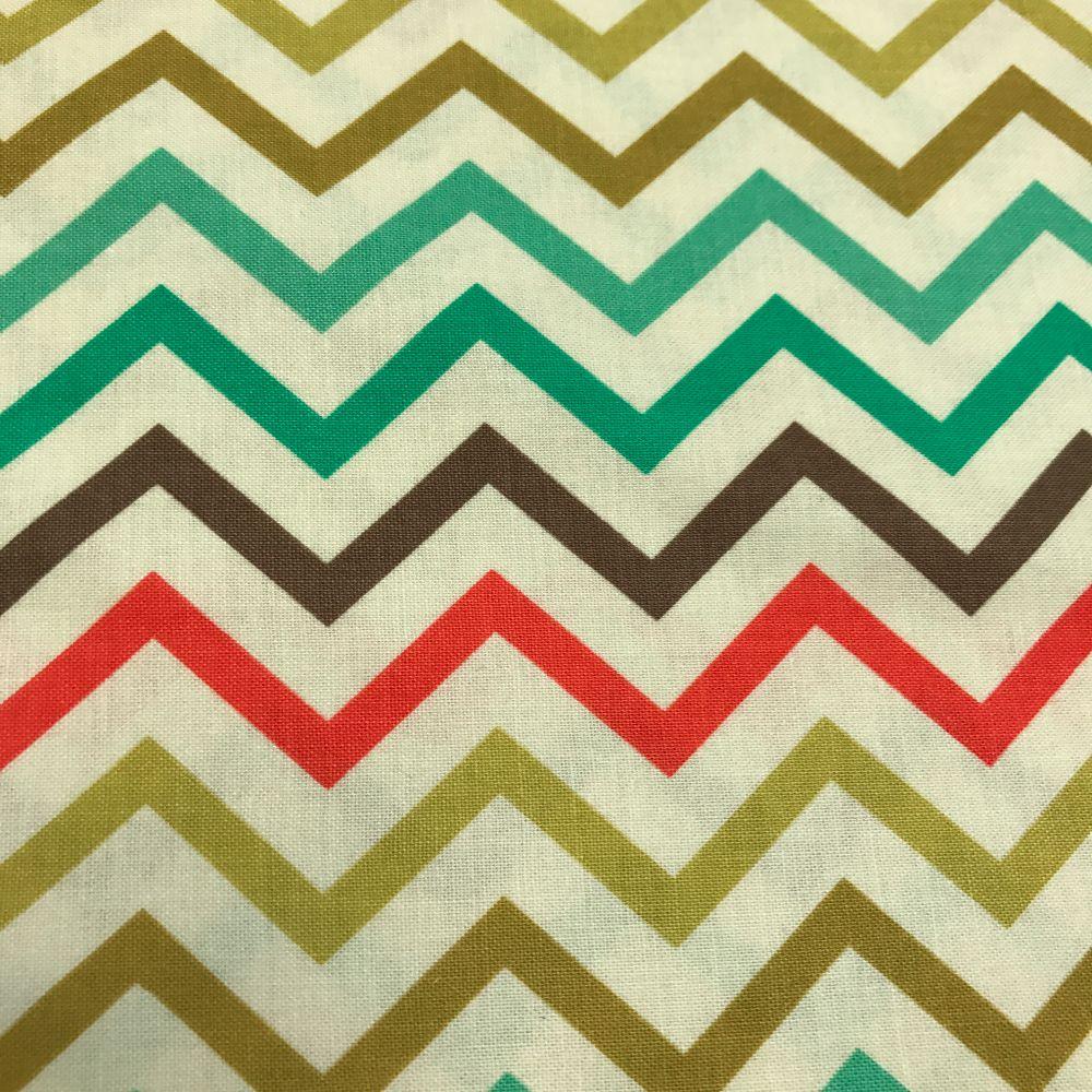 Chevron Fabric