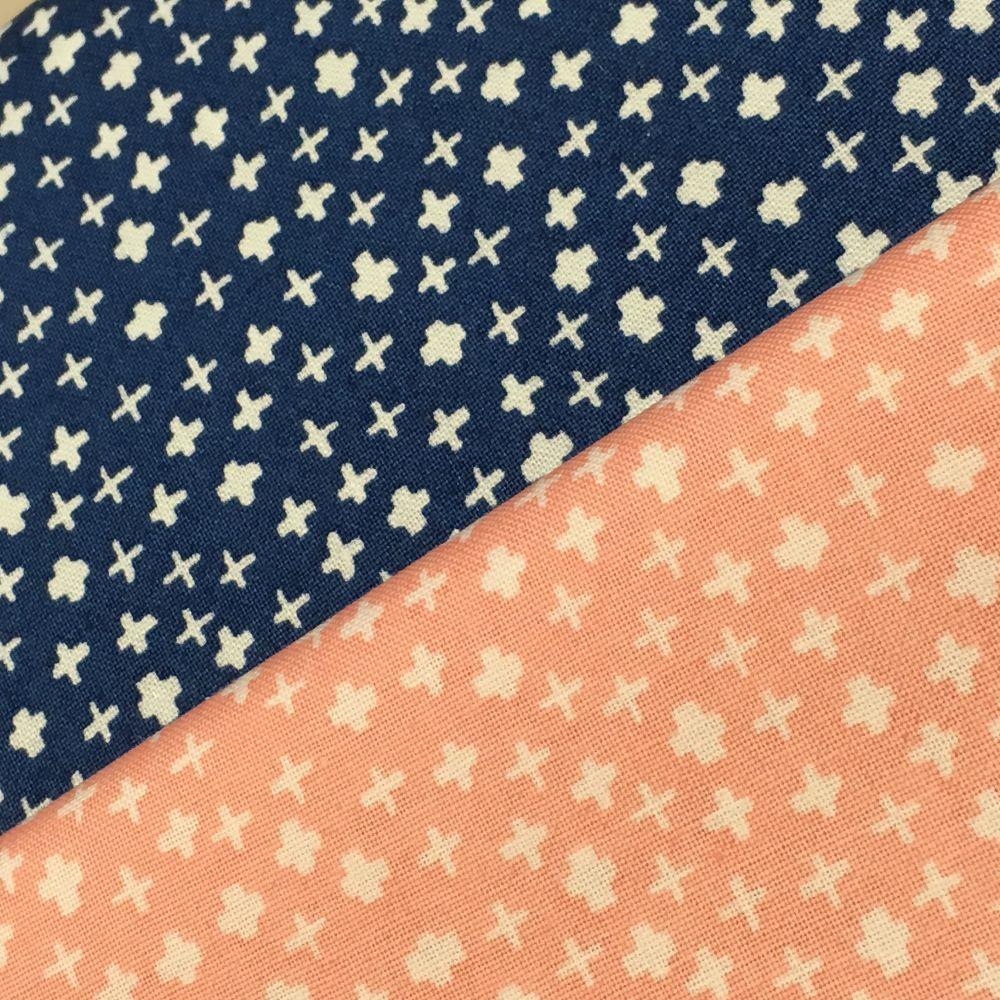 Crosses & Star Fabric