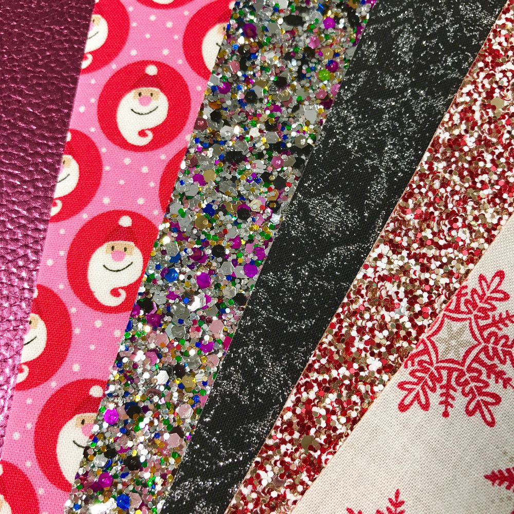 Double Sided Bow Fabric