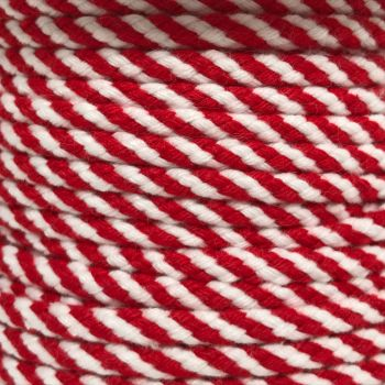 Cord - Red/White