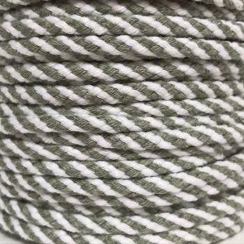 Cord - Sage/White