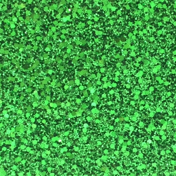 Rock Candy Glitter Fabric - Green with Envy