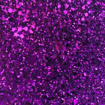 Rock Candy Glitter Fabric - Prince of Darkness