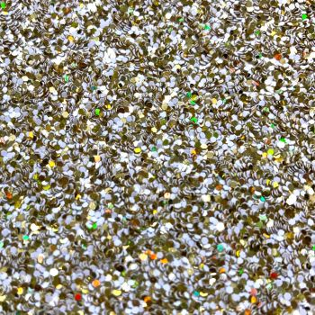 Exclusive Glitter Fabric Sheet - Gold Dust