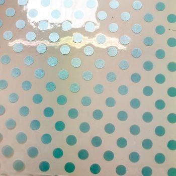Exclusive Plastic Polka Dot - Frozen