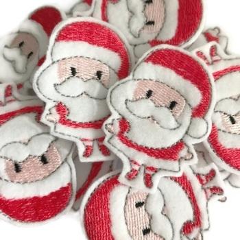 Feltie - Christmas - Santa