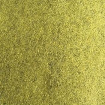 Marble Felt Sheet - Heathered Moss