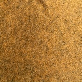 Marble Felt Sheet - Heathered Gold