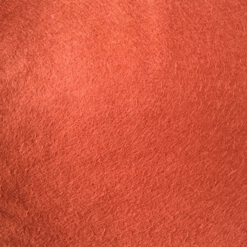 SALE Creative Felt Wool Blend Felt - Terracotta