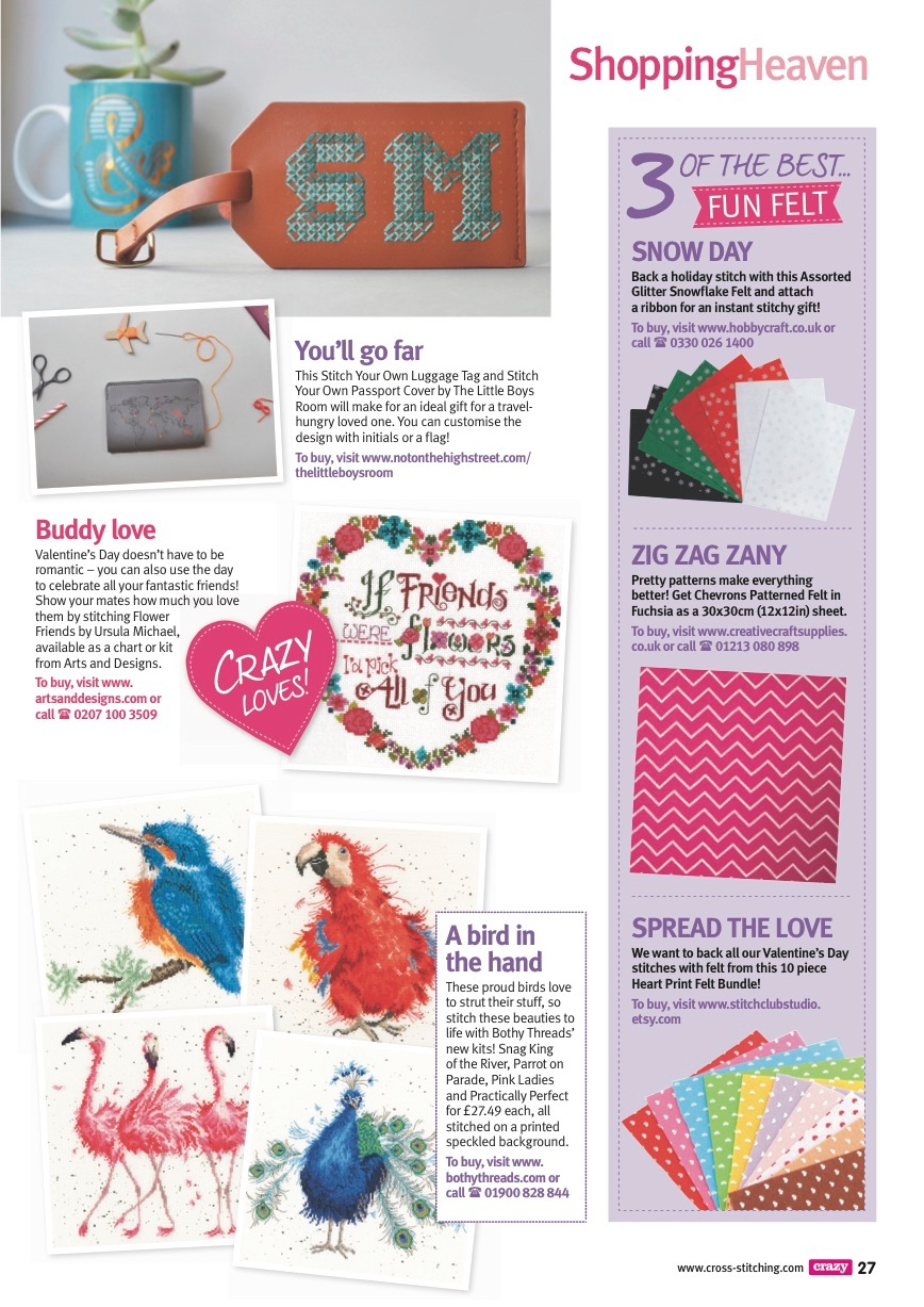 Must haves Crazy issue 2381