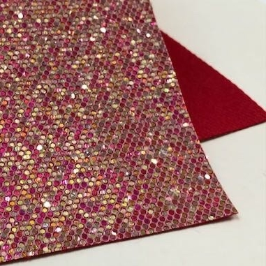 Limited Edition Sequin Glitter Fabric - Mermaid