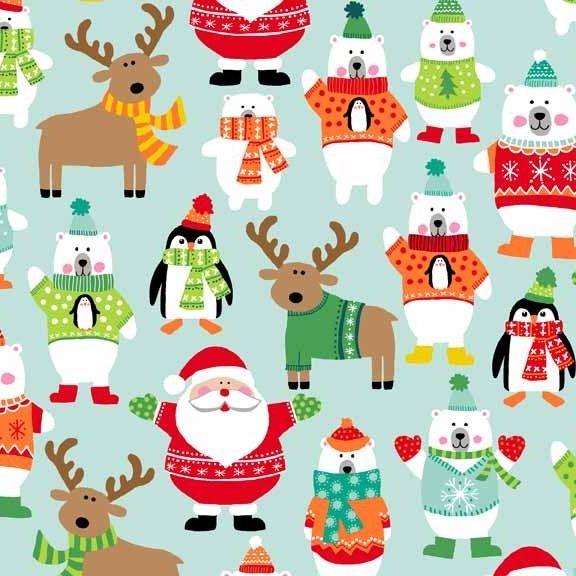 Christmas Material