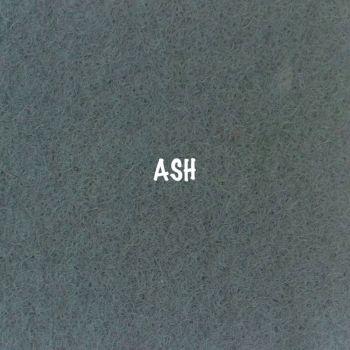 Fusion Self Adhesive Felt - Ash