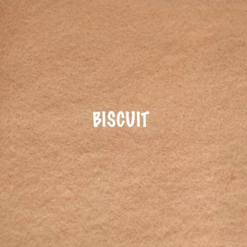 Fusion Self Adhesive Felt - Biscuit
