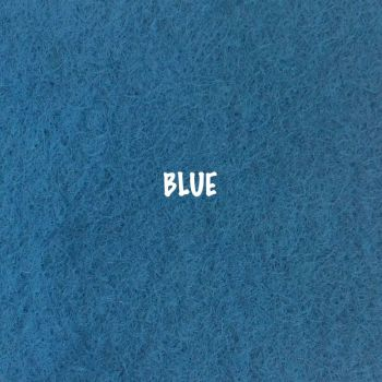 Fusion Self Adhesive Felt - Blue