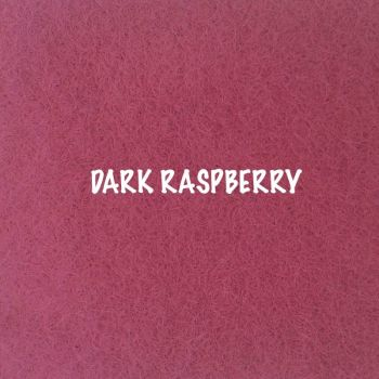 Fusion Self Adhesive Felt - Dark Raspberry