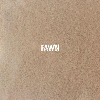 Fusion Self Adhesive Felt - Fawn