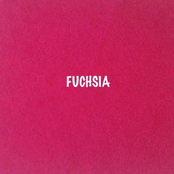 Fusion Self Adhesive Felt - Fuchsia