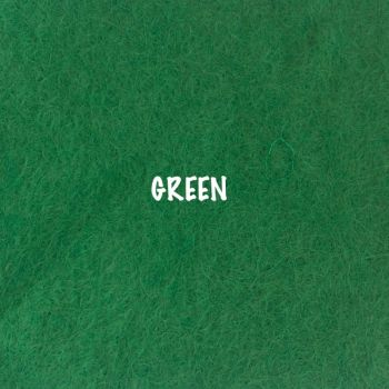 Fusion Self Adhesive Felt - Green