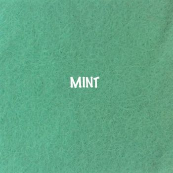 Fusion Self Adhesive Felt - Mint