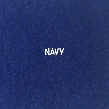 Fusion Self Adhesive Felt - Navy