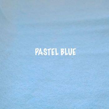 Fusion Self Adhesive Felt - Pastel Blue